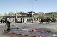 У Кабулі смертник підірвав себе біля будівлі МВС: шість жертв