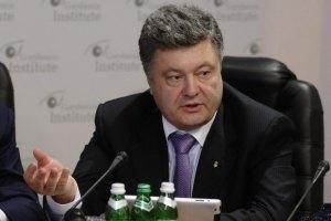 """Порошенко отказался создавать """"под себя"""" партию"""