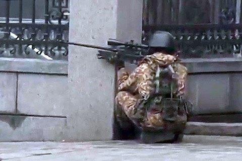 Правоохранители задержали бывшего снайпера НГУ по подозрению в убийстве режиссера Храпаченко на Институтской (обновлено)