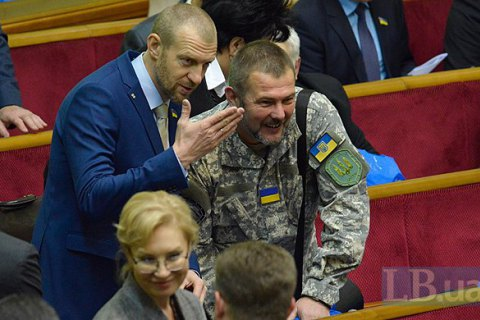 Надання Григоришину українського громадянства стане плювком в обличчя героїв АТО, - Тетерук