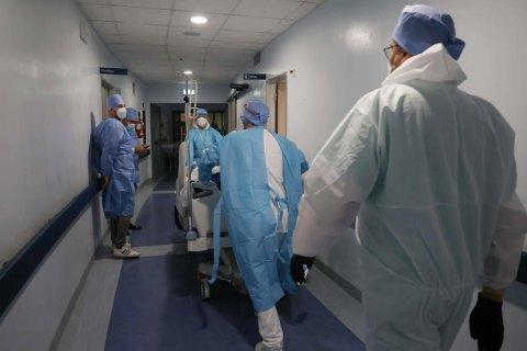 За сутки в Украине обнаружили 19 419 случаев ковида, госпитализированы 5 092 человека