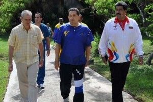 Уго Чавес вернулся в Венесуэлу после лечения на Кубе