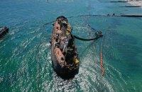 Криклій заявив, що роботи з підняття танкера Delfi йдуть за планом