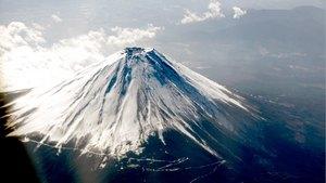 Японская гора Фудзи включена в список Всемирного наследия ЮНЕСКО