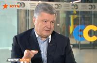 Порошенко: з імовірністю 90% Росія відпустить українських моряків до виборів