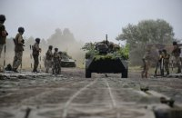 """За минулу добу бойовики 27 разів порушили """"режим тиші"""" на Донбасі"""