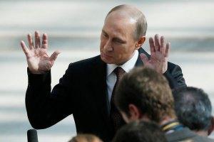 Путін: РФ відвела війська від кордону з Україною