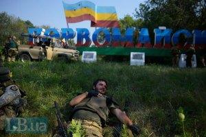 Боевики снова захватили Первомайск