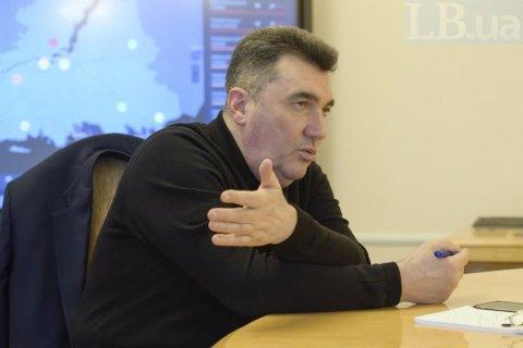 """Данілов про Харківські угоди: """"Треба розібратися, чому країну """"продали"""" за 100 доларів"""""""