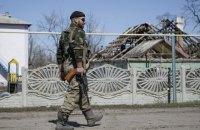 Російські найманці на Донбасі двічі обстріляли українські позиції