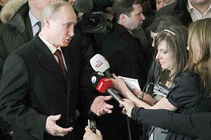 Путин перед голосованием выспался и позанимался спортом