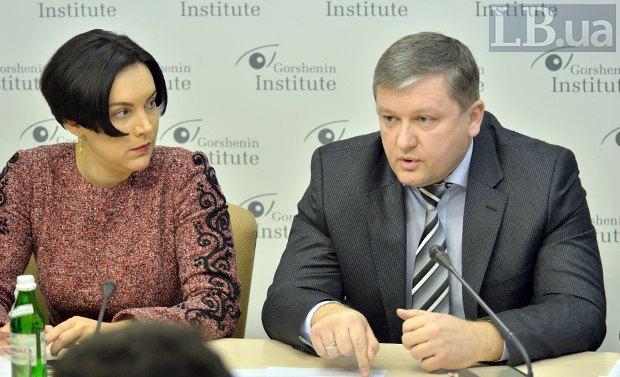Сергій Михальчук і Соня Кошкіна