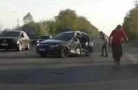 Под Ивано-Франковском Opel врезался в маршрутку, двое погибших