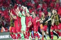В матче отбора Евро-2020 чемпион мира сборная Франции сенсационно уступили туркам