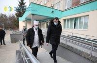 Капремонт фасадів Черкаської обласної лікарні проводитимуть з впровадженням енергоефективних технологій, - Мінрегіон
