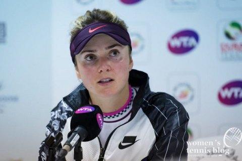 Свитолина может не принять участие в Олимпиаде-2020 в Токио из-за Федерации тенниса