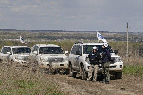 Бойовики не пустили спостерігачів ОБСЄ в Леонове