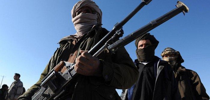 Бойовики руху «Талібан»