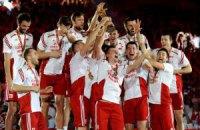 40 років опісля Польща виграла волейбольний ЧС