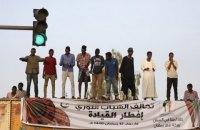 В Судане подписали соглашение о передаче власти гражданскому правительству
