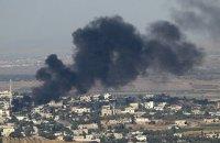 CNN: Россия осуществила первый авиаудар в Сирии