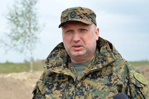 Турчинов побував у промзоні Авдіївки