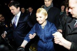 Тимошенко потратила $9 тыс. на бижутерию и $16 тыс. на меха