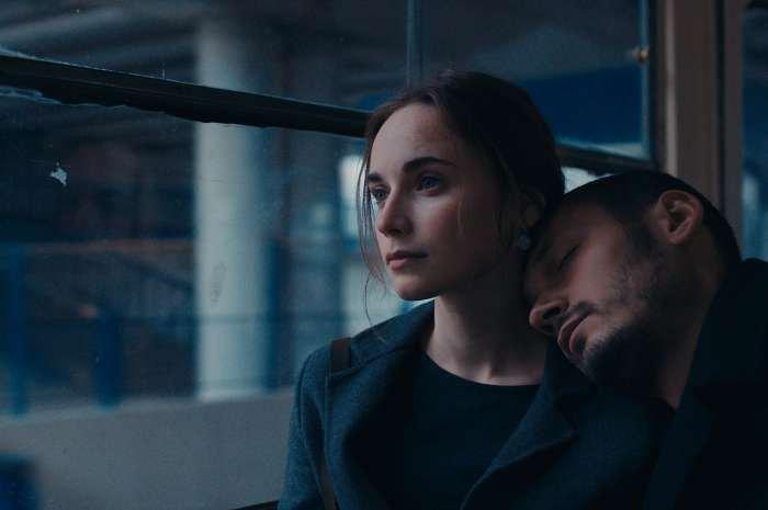 Кадр из фильма Стремглав