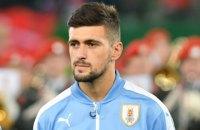 Полузащитник сборной Уругвая забил чудо-гол ударом через себя