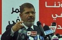 Сирійська делегація вийшла під час промови президента Єгипту в Тегерані