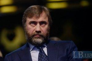 Новинський виступає проти проведення дострокових парламентських виборів до 2015 року