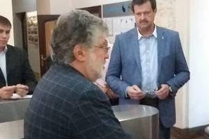 """Коломойський не бачить причин для заміни лояльного до нього керівництва """"Укрнафти"""""""