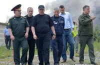 """Кіхтенко не останній, кого звільнили за зрив будівництва """"Стіни"""", - Турчинов"""