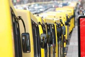 Каждая пятая маршрутка в Киеве ездит с неисправностями