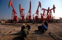 Ціни на нафту у США спадають
