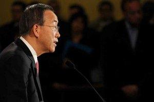 ООН намерена расследовать случаи применения химоружия в Сирии