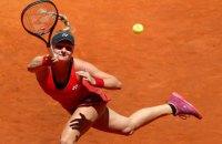 Украинка Ястремская выиграла турнир в Страсбурге
