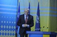 Литвин считает себя самодостаточным и нерастворимым в любой ПР