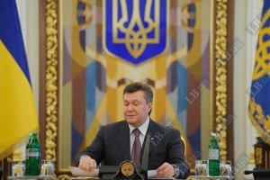 Янукович задоволений мудрістю українців і пообіцяв виправити помилки
