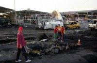 Серия терактов в ресторанах Багдада: 21 жертва