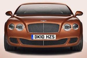 Каждый четвертый Bentley продается в Китае