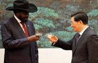 Китай вмешался в Суданский конфликт
