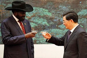 Китай втрутився в Суданський конфлікт