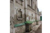 """Эксперты обеспокоены состоянием памятников на территории """"Софии Киевской"""""""