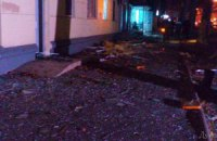 В Одессе от взрыва бомбы погиб мужчина (обновлено, добавлено видео)