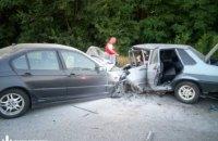 На трассе Скадовск-Каховка в ДТП с участием полицейского погибли три человека, в том числе ребенок