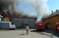 За добу сталося 323 пожежі