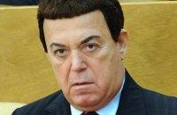 """Кобзон назвав Крим """"непосильною ношею"""" для російського бюджету"""