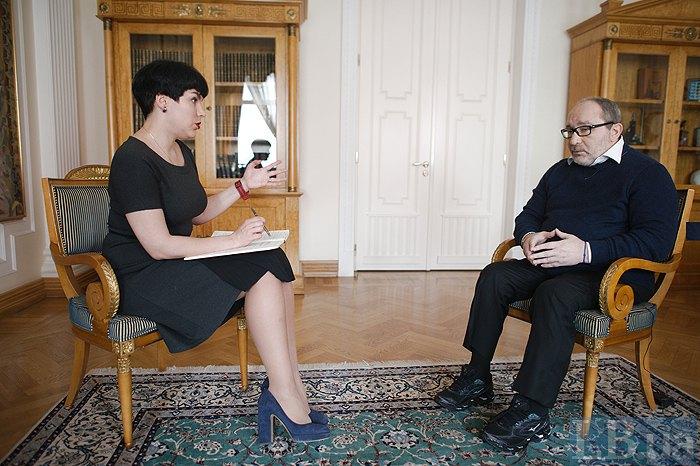 Будет ли Кернес голосовать за Порошенко