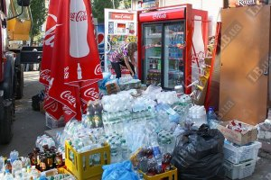 Из центра Одессы уберут лотки с сувенирами и мороженным